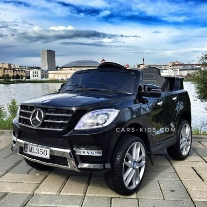 Электромобиль Mercedes-Benz ML350 черный