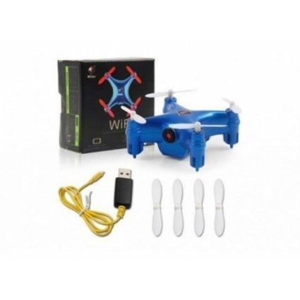 Радиоуправляемый квадрокоптер WL Toys Q343 WiFi RTF