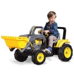 Трактор детский педальный Peg-Perego Maxi Excavator